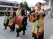 Desátý ročník Mezinárodního folklorního festivalu Vsetínský krpec