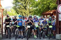 Valašskokarpatská cyklotour. ilustrační foto