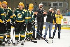 Vsetínští hokejisté. Ilustrační foto