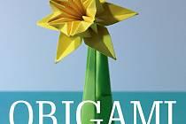 Plakát k výstavě Origami, která začíná v pátek 5. dubna 2019 v zámku Lešná u Valašského Meziříčí.