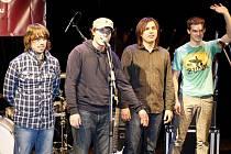 Pardubická kapela Ready Kirken. Ilustrační foto.