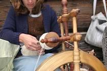 Na Starodávném jarmarku se představili řemeslníci z Čech, Moravy, Slovenska i Polska.