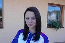 Natálie Samiecová z Horní Lidče na Vsetínsku je talentovanou jezdkyní motokár.