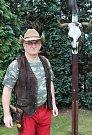 Jaroslav Bob Kraus je šéfem osady od roku 2010. Trampem je od patnácti let. Jeho otec byl spoluzakladatelem Hawaie.