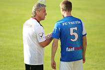 Fotbalisté Vsetína by ještě mohl přivítat jednu posilu.
