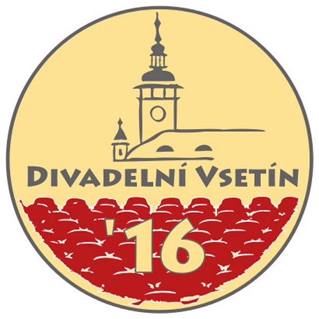 Logo Divadelní Vsetín.