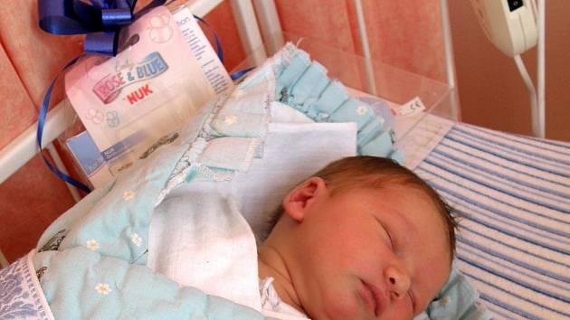 První miminko na Valašsku se narodilo v nemocnici ve Valašském Meziříčí. Chlapec Tadeáš přišel na svět v sobotu 1. ledna 2011 ve 14.45 hodin.