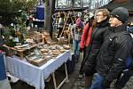 Své zboží nabídla v sobotu a neděli 14. a 15. prosince 2019 na Vánočním jarmarku ve Valašském muzeu v přírodě v Rožnově pod Radhoštěm více než stovka lidových výrobců a řemeslníků.