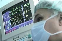nterní oddělení nemocnice získalo od hodnotitelů certifikát Gold Level. Ilustrační foto.