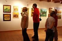Zvonice na Soláni nabízí výstavu děl umělců z Pováží