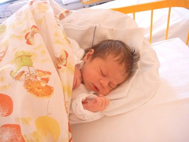Sarah Třeštíková, Rožnov pod Radhoštěm, nar. 7. 1. 2014, 48 cm, 3,18 kg. Nemocnice Nový Jičín.