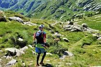 FUŠKA. Devatenáctiletý Tomáš Štverák si dal do těla, ale ze závodu kolem Andorry si dovezl i spoustu krásných zážitků.