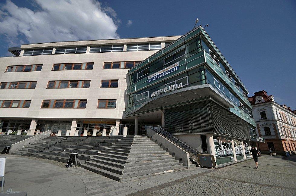 Vsetín - Masarykova veřejná knihovna