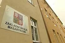Základní škola Masarykova ve Valašském Meziříčí. Ilustrační foto.