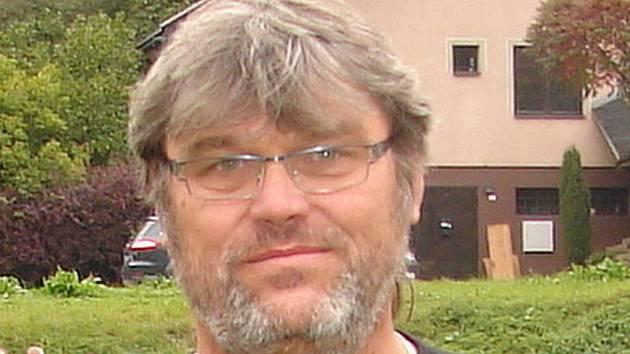 Stanislav Volek - šéf OFS Vsetín