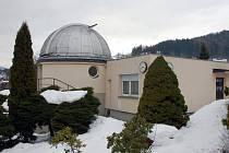Hvězdárna ve Vsetíně. Ilustrační foto.