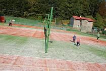 V Jarcové dokončují rekonstrukci areálu pro sport a volný čas