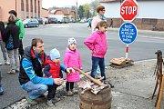 V sobotu 19. října 2018 se v Ratiboři sešli místní obyvatelé na hodovém jarmarku.