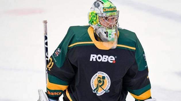 Devatenáctiletý brankář Vsetína Jakub Málek byl draftovaný klubem New Jersey Devils.