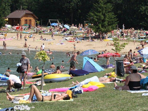 Hrozenkovský Balaton - víkend 7. a 8. července
