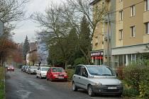 K nejznámějším ulicím ve vsetínské městské části Rybníky patří ulice Záviše Kalandry.