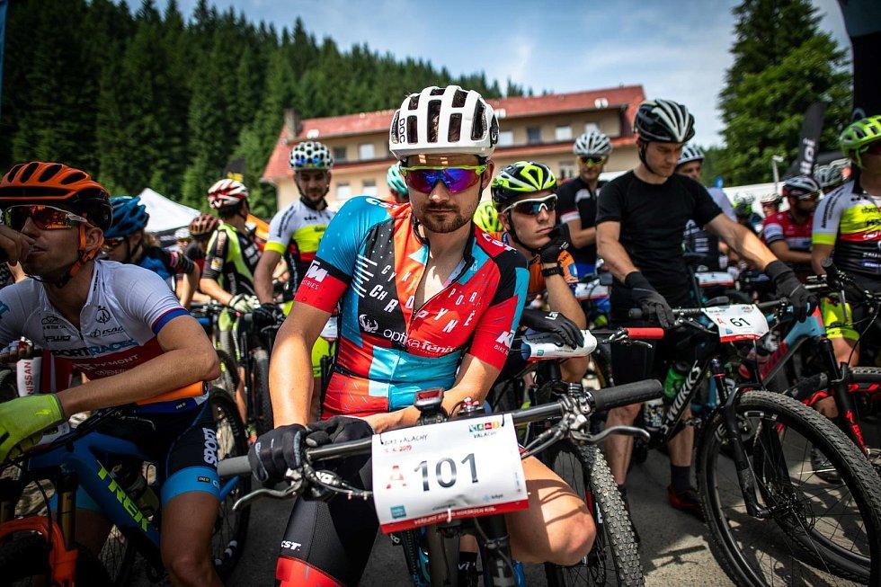 Do cyklistického závodu Bike Valachy ve Velkých Karlovicích se v sobotu 15. června 2019 zapojilo 260 dospělých závodníků. Závod je součástí seriálu Valachy Tour.