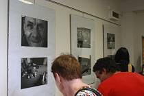 Na výstavě je k vidění dvaadvacet fotografií.