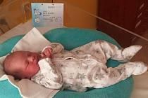Prvním miminkem roku 2017 na Valašsku je Filip z Valašského Meziříčí.