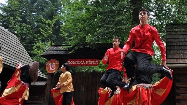 Festival Romská píseň. Ilustrační foto.