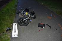 O víkendu 10. - 11. června 2017 havarovali na Hornovsacku celkem dva motorkáři. Jeden motocyklista byl s vážnými zraněními letecky transportovaný do nemocnice. Druhý motorkář utrpěl zranění lehká.