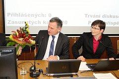 Jiří Čunek rezignoval na úterním zasedání zastupitelstva 11. dubna 2017 na post starosty a zastupitele města Vsetín. Jako svého náhradníka do zastupitelstva určil Jiřího Růžičku.