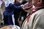 30. ročník tradičního Masopustu v areálu Dřevěného městečka ve Valašském muzeu v přírodě v Rožnově pod Radhoštěm