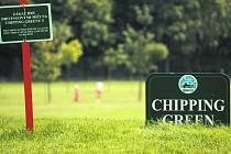 Rožnovský golfový areál připravil pro děti tréninky zdarma.