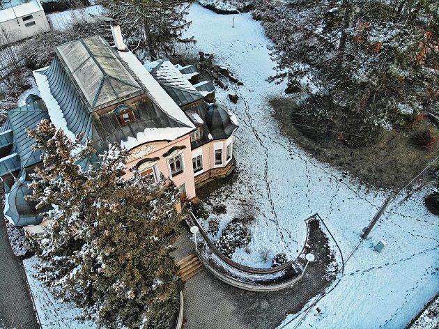Městská knihovna vRožnově pod Radhoštěm