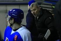 Trenér Jiří Weintritt