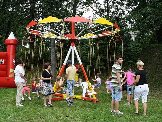 Obyvatelé Vigantic společně oslavili šestisté výročí své obce.