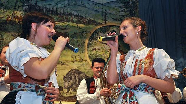 Ve Střelné na Hornolidečsku se v sobotu 29. ledna konal tradiční myslivecký ples.