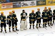 Hokej VHK ROBE Vsetín - HC Jablonec