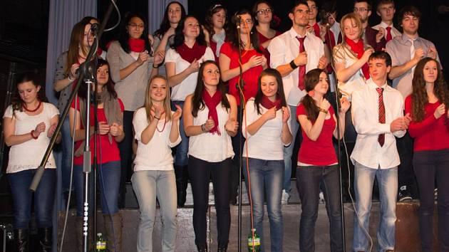 Křesťanská hudební skupina Adorare. Ilustrační foto