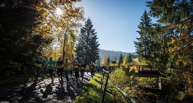 VALACHY TOUR vyvrcholí 22.října běžeckým závodem.