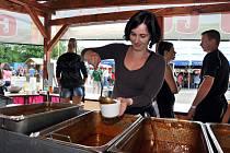 Ve Valašském Meziříčí se od čtvrtku 12. července do soboty 14. července koná tradiční Gulášfest. V nabídce je 32 druhů guláše.