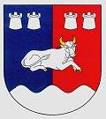 Znak obce Hovězí