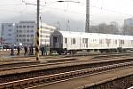 Protidrogový vlak, tak zvaný Revolution train, zastavil na své návštěvě po Valašsku i ve Vsetíně.