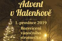 Advent v Halenkově