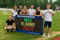 Sportovní klub mládeže Valašského Meziříčí na červnovém MČR dorostenců a juniorů vKladně získali dvě medaile a několik skvělých umístění a osobních rekordů.