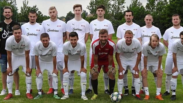 Fotbalisté Loučky po podzimu vládnou III. třídě skupině C OFS Vsetín.