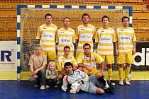 Futsalisté DK Okna Valašské Meziříčí.