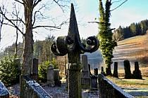 Židovský hřbitov ve Velkých Karlovicích