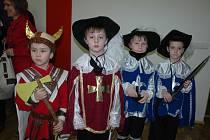 Lidečko – Odpoledne plné her, zábavy a tance připravili pořadatelé návštěvníkům sobotního dětského maškarního karnevalu v Lidečku.