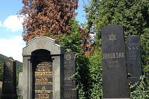 Židovský hřbitov ve Vsetíně